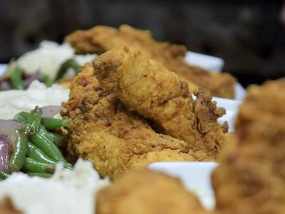 Coley's American Bistro Fried Chicken