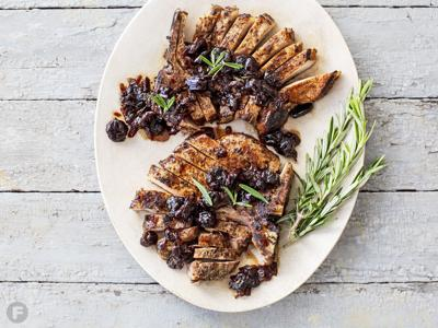 Pork Chops With Agrodolce