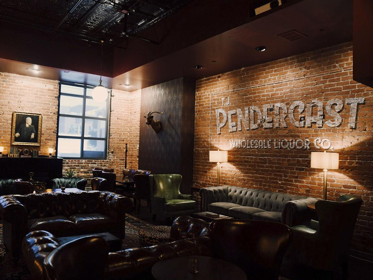 Tom's Town Pendergast Lounge