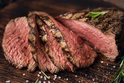 Weekend events steaks