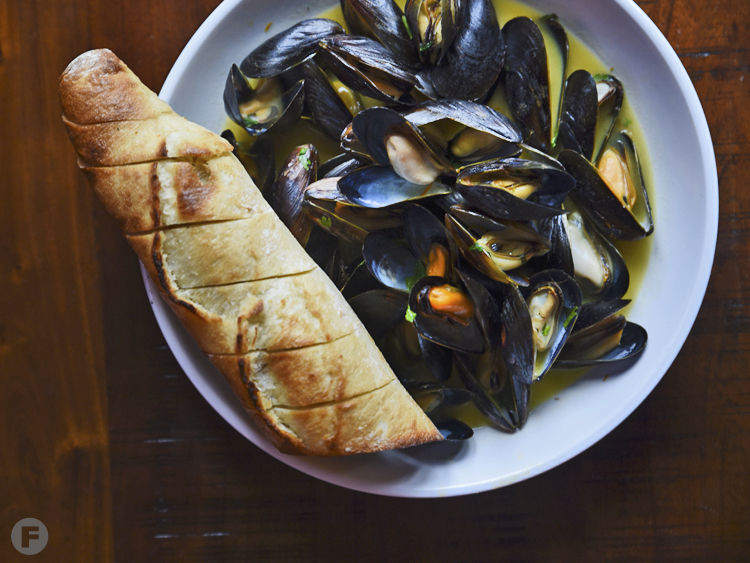 O'Dowd's Mussels