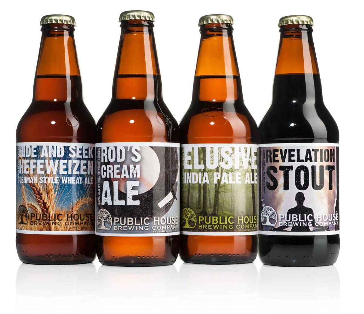 Public House Brewing Co. Beers