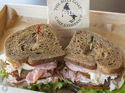 McArthur's Bakery Sandwich