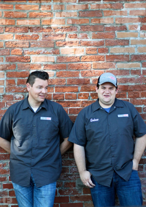 BeerSauce Shop Owners