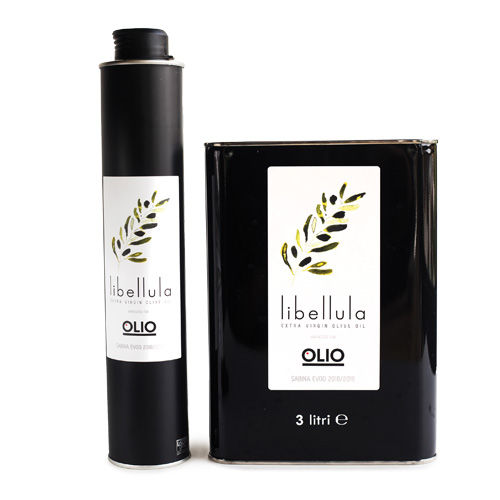 Olio's Private-Label Olive Oil