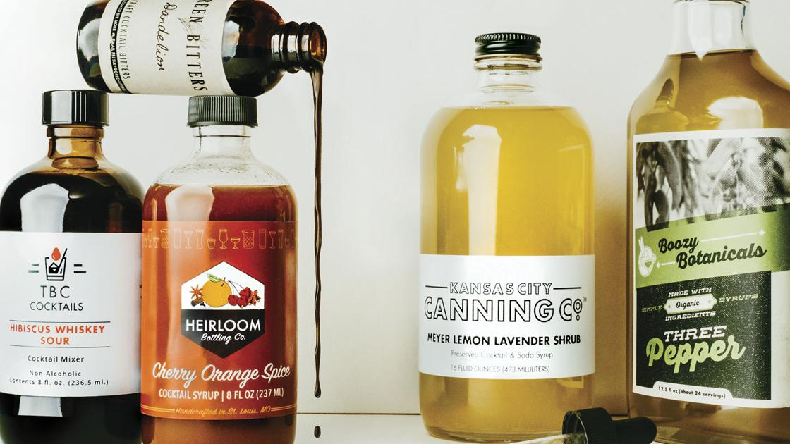 Upgrade Your Home Bar With These Locally Made Shrubs Bitters And