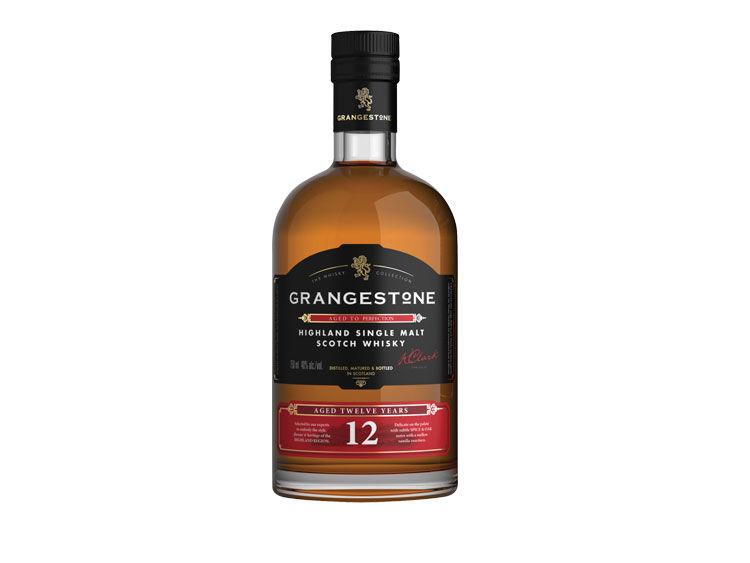 Grangestone 12 Yr Single Malt Scotch Whisky