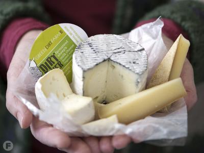 Green Dirt Farm Cheese