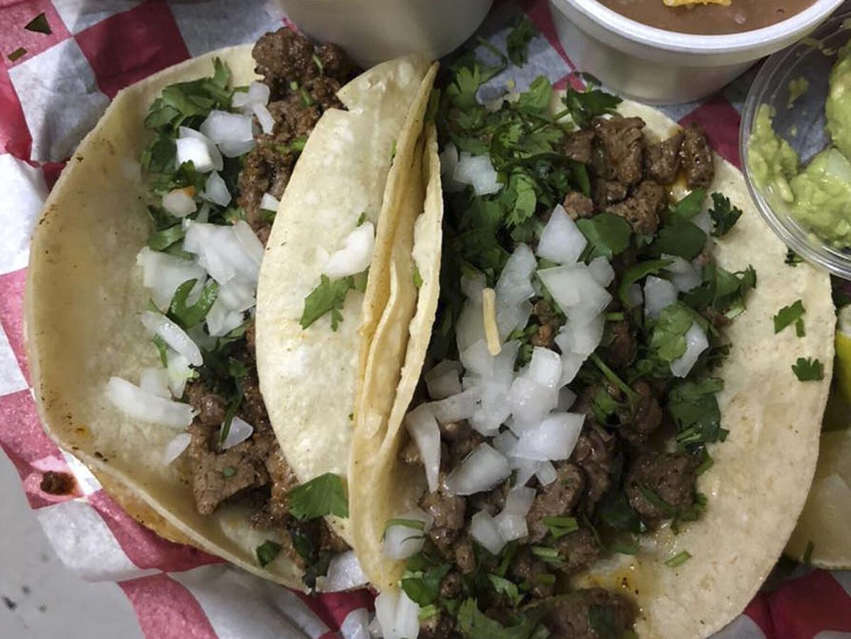 Mama Loca's Cafe & Cantina Tacos