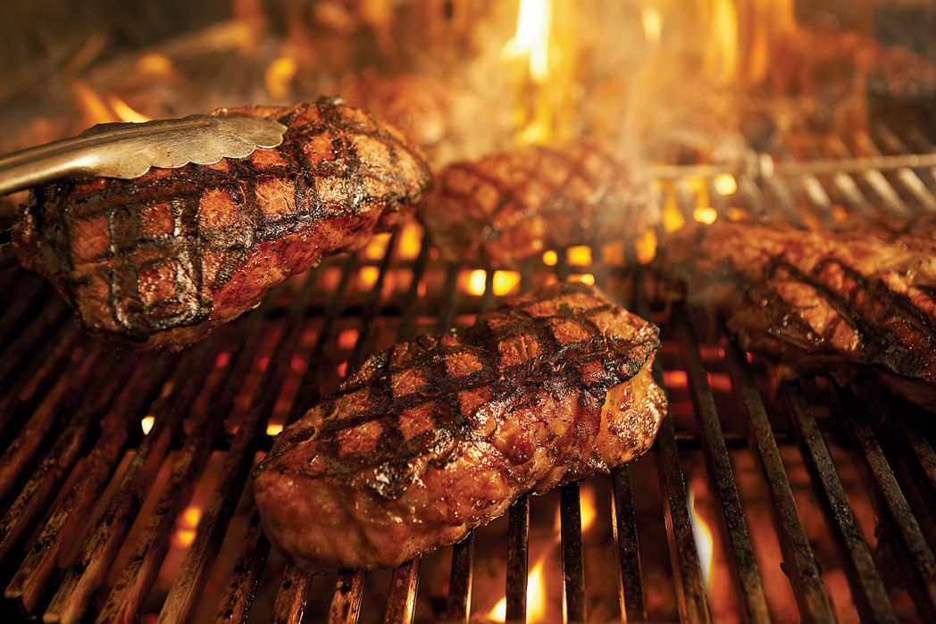 Weber Grill Restaurant Steak