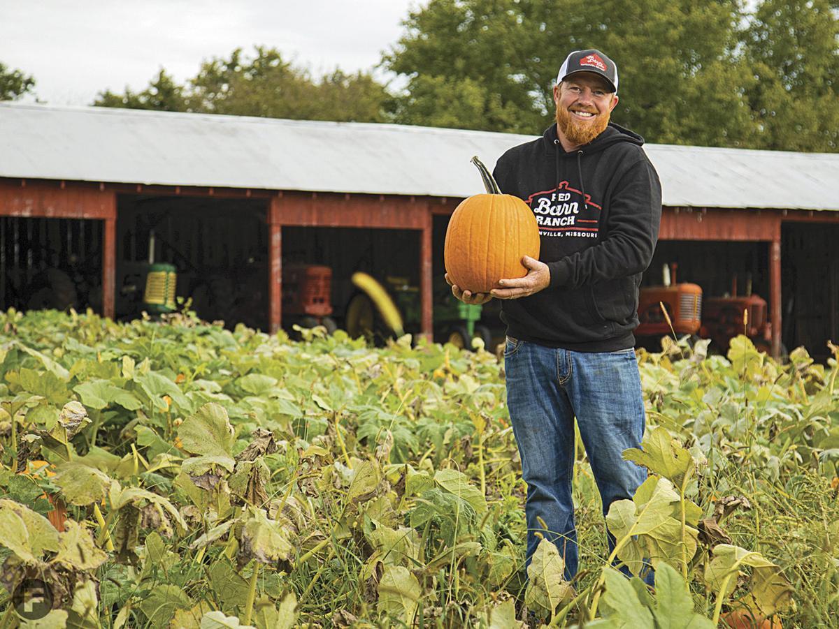 Matt Moreland Red Barn Ranch