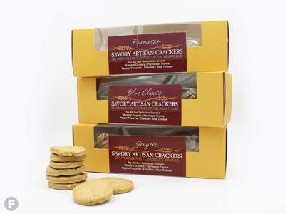 Culinary Provisions Crackers