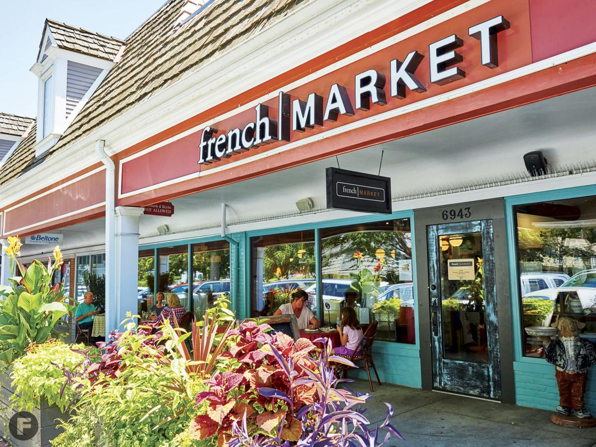 French Market Exterior