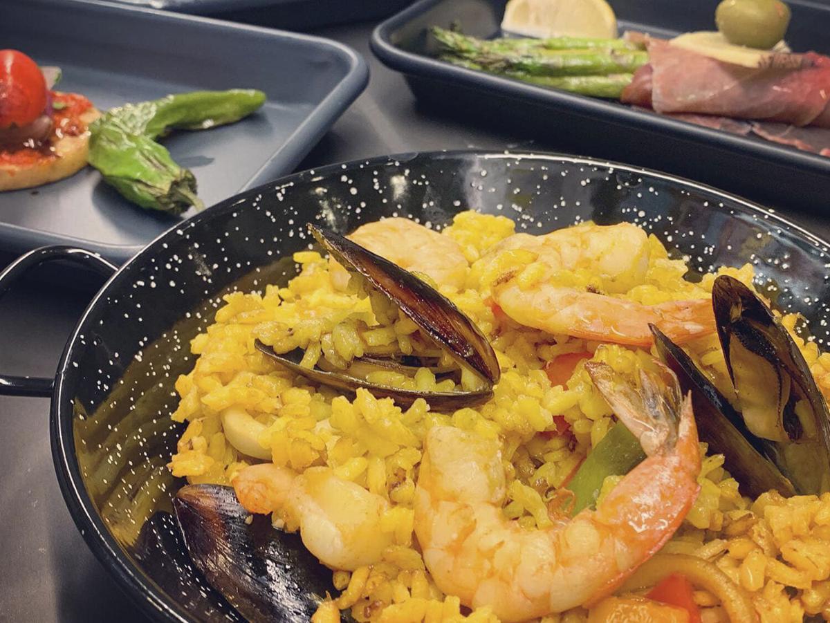 Olé Eatery Paella