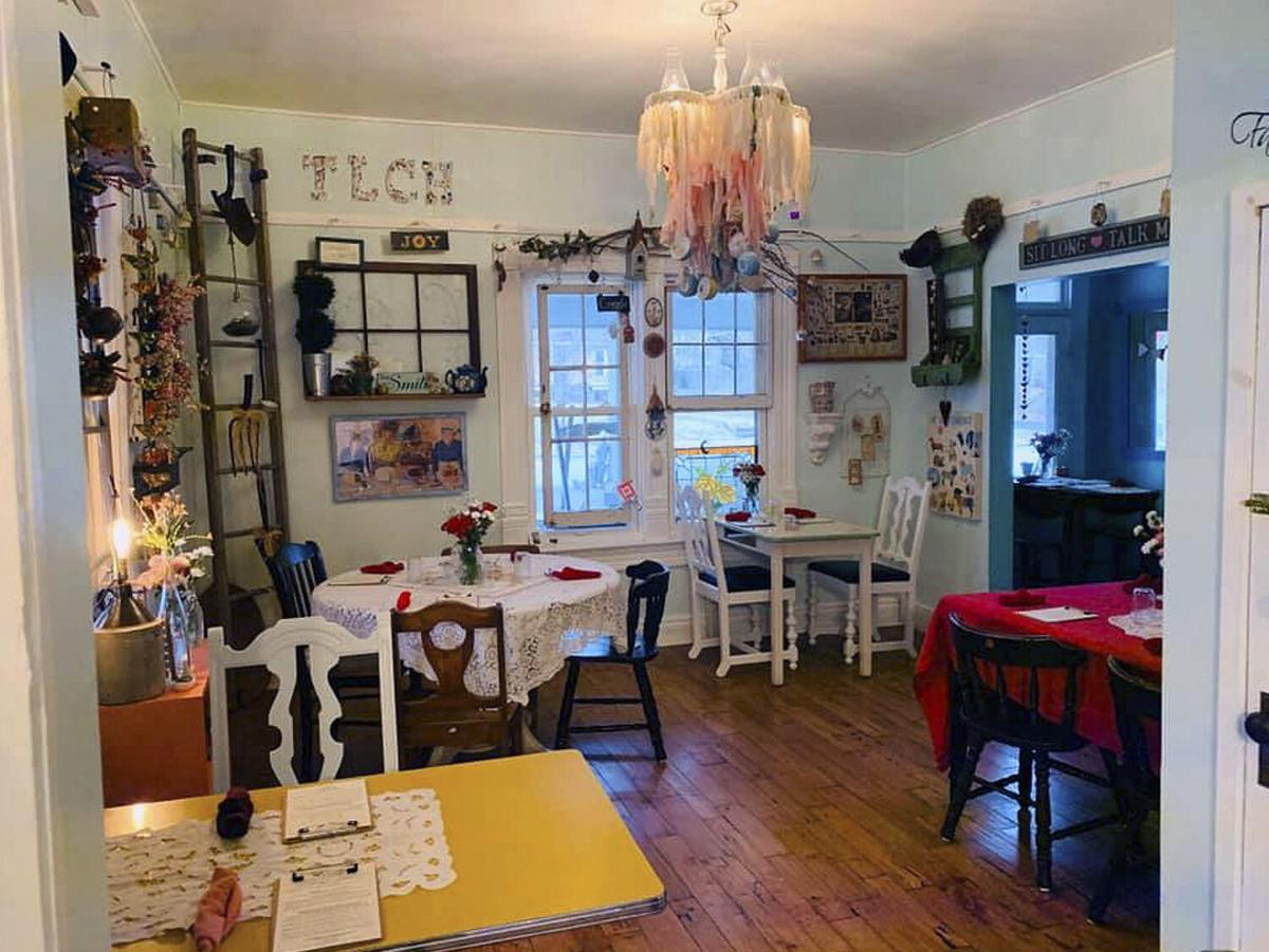 The Little Clay House Interior