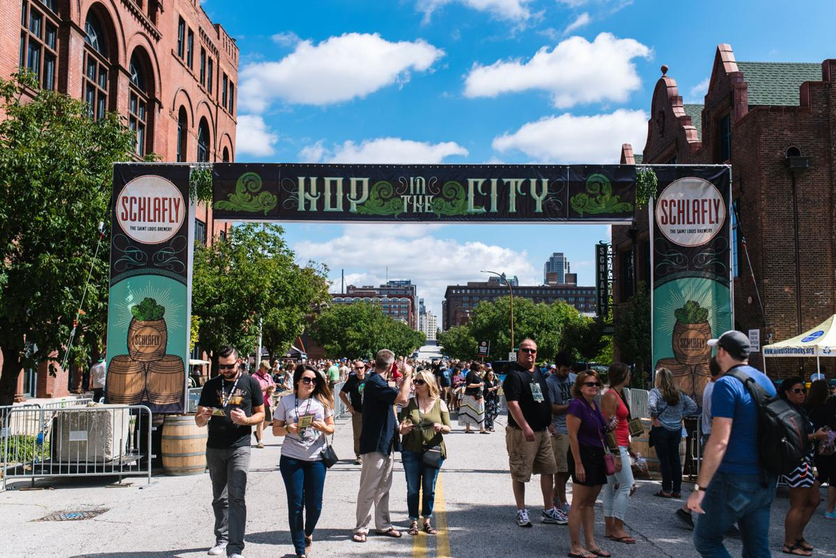 Hop in the City Events