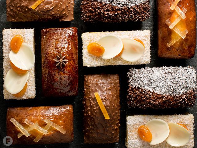 Nathaniel Reid Bakery Poundcake