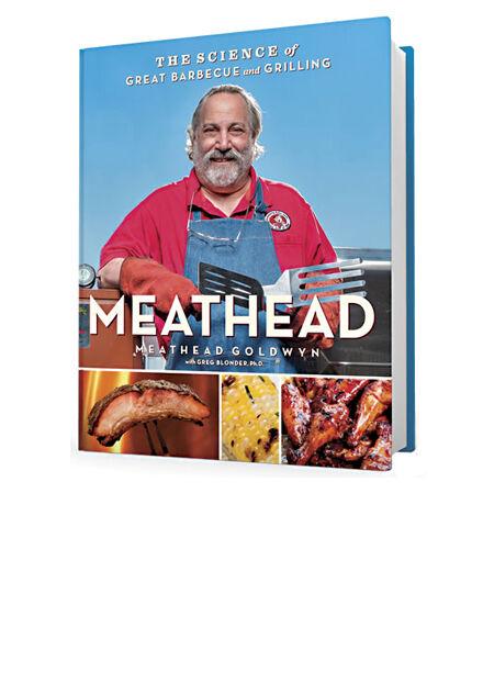 Meathead by Greg Blonder, Ph.D., and Meathead Goldwyn (2016)