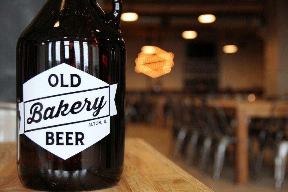 Old Bakery Beer Co: Growler