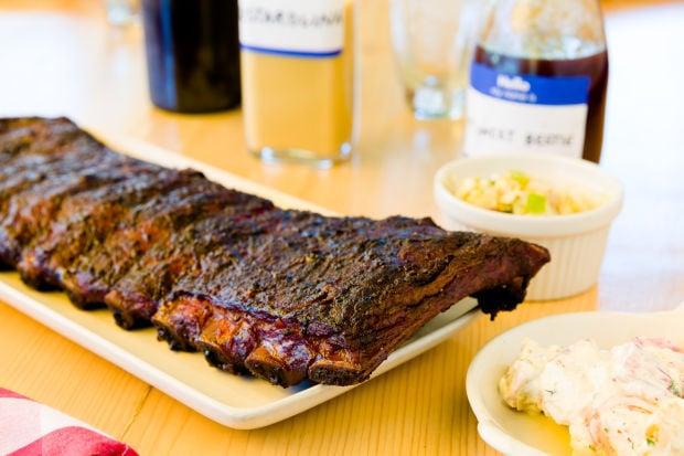 100 Best BBQ Ribs at Salt + Smoke