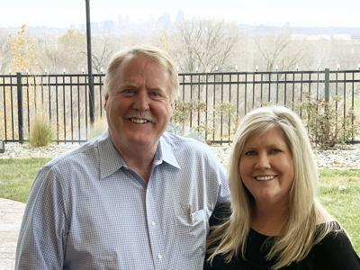KC Hopps Todd and Andrea Hulse