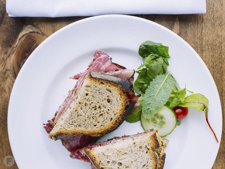 Café Europa Sandwich