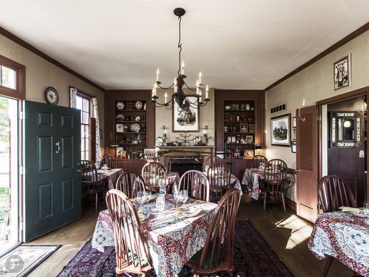 Catalpa Dining Room