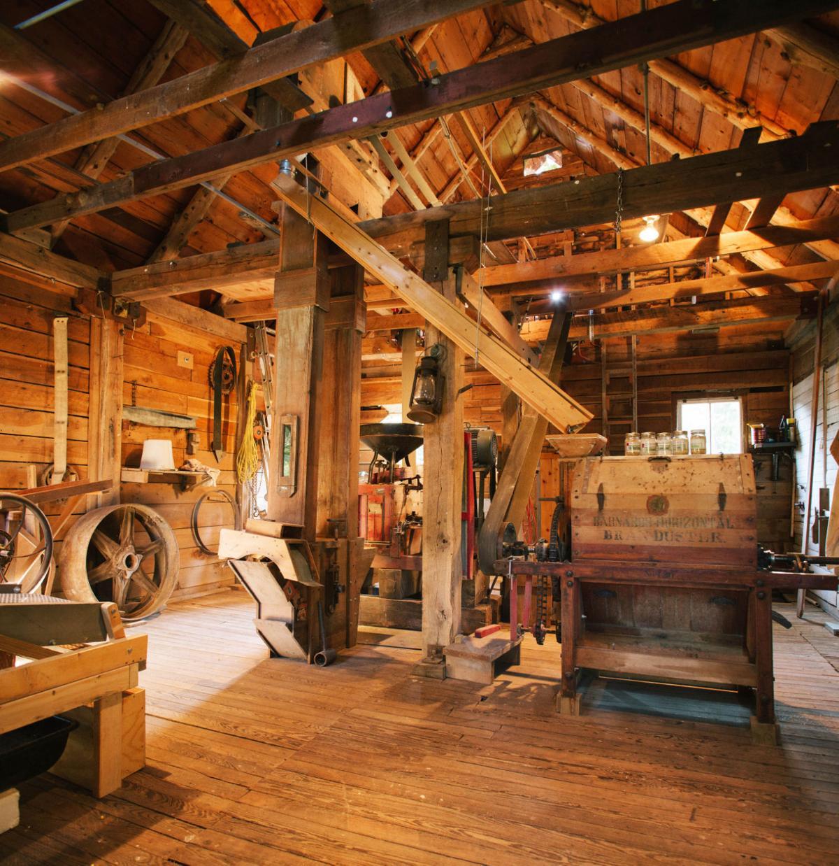 Britain Mill Interior