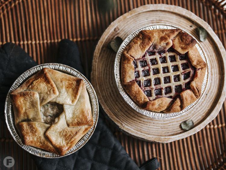 Lydia's Ladle Pies