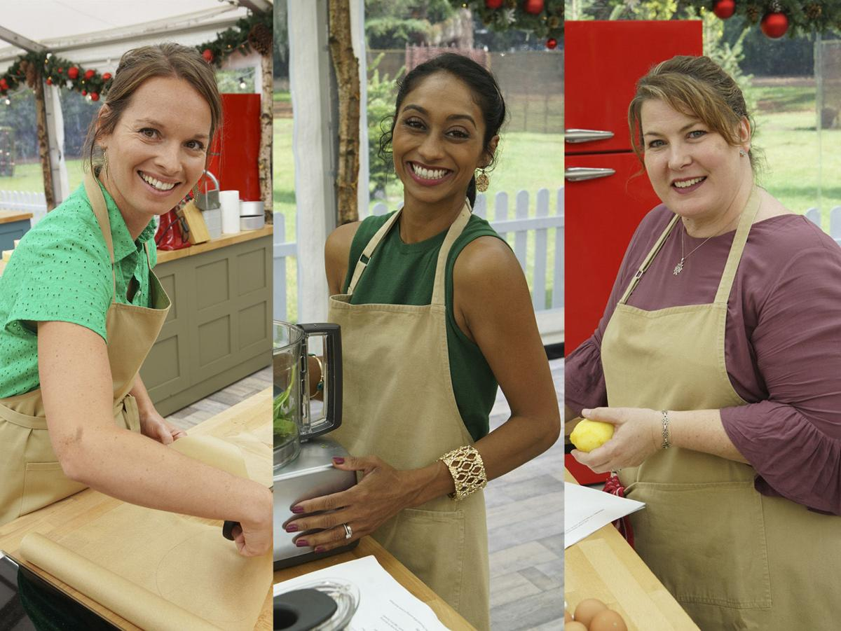 Great American Baking Show headshots