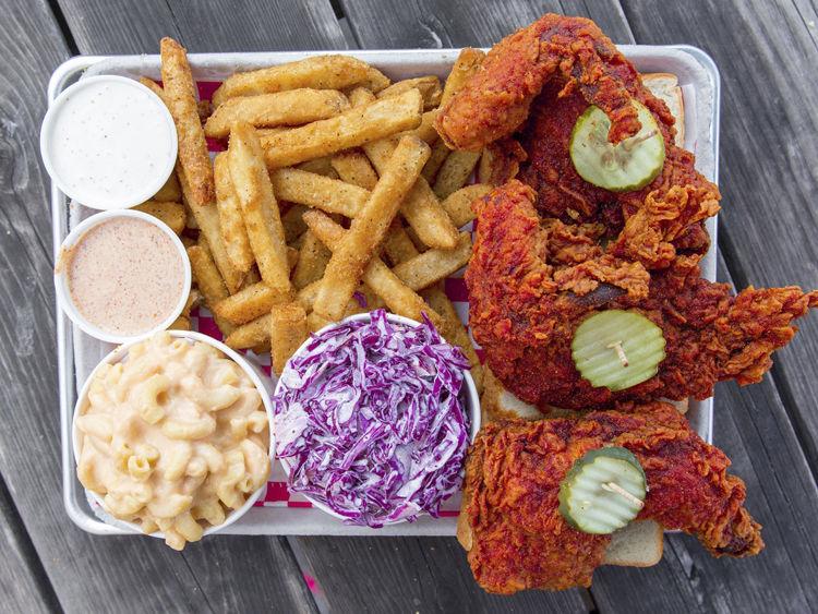 Meet The Restaurant Tenants At Parlor Kansas City S