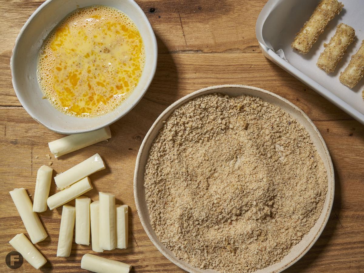 Mozzarella Stick Ingredients