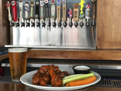 Tower Tavern Wings