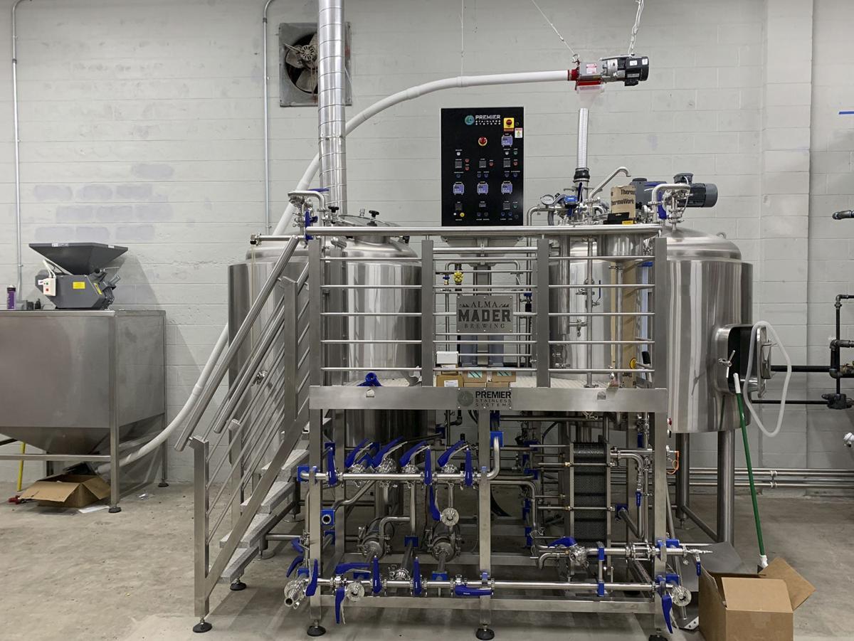 Alma Mader Brewing System