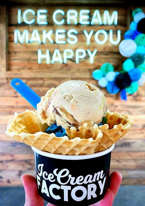 Ice Cream Factory Waffle Bowl