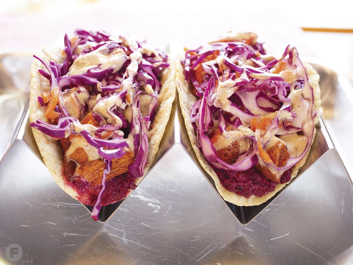 VanDeli tacos
