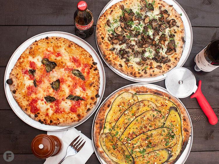 Pizzeria Da Gloria Pizzas