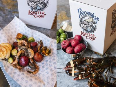 Peacemaker Lobster & Crab Co. Boil