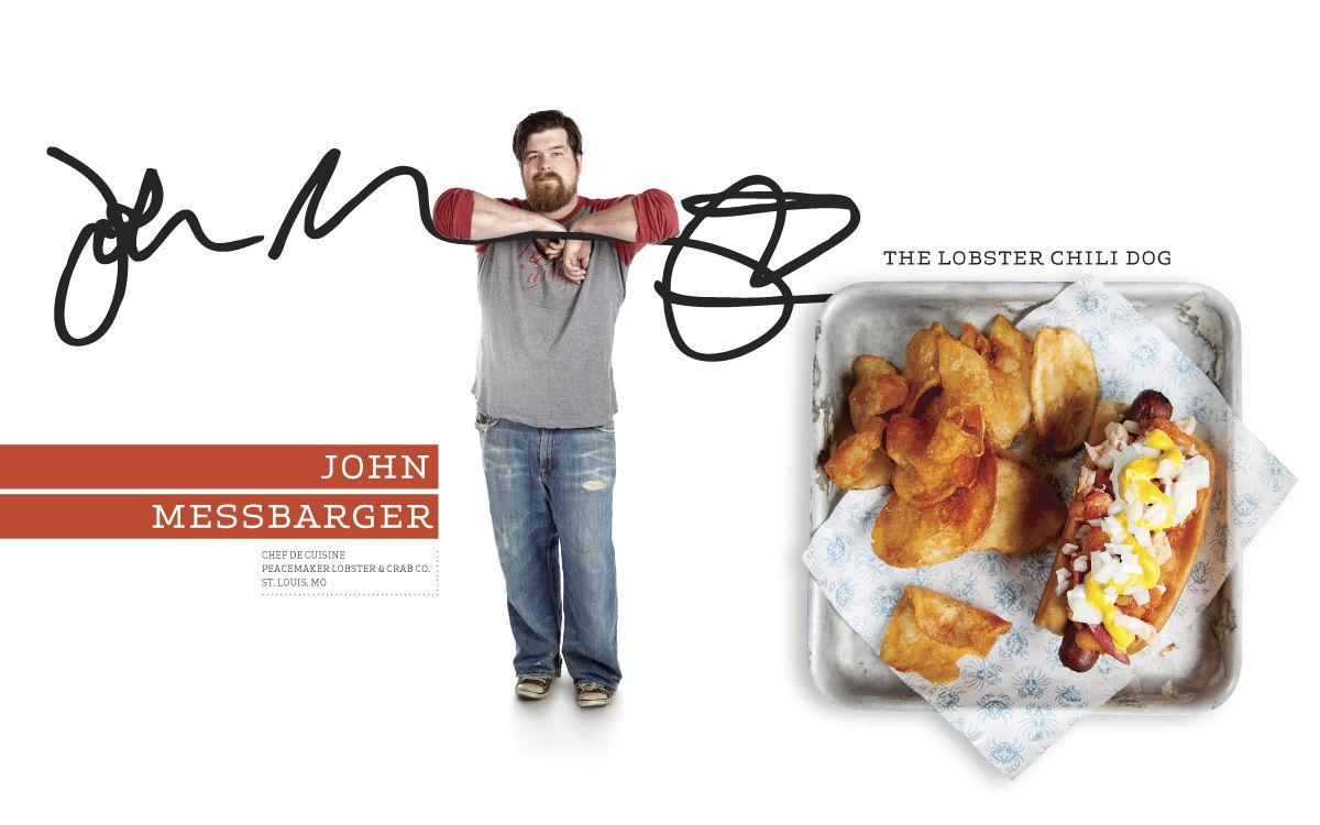 Chef on the Brink: John Messbarger   Dine   Feast Magazine
