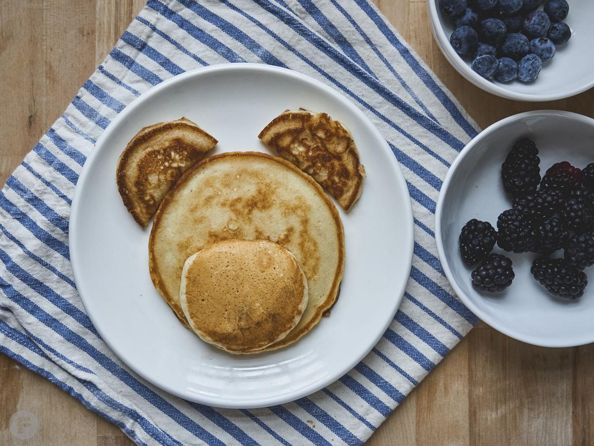 Cooking with Kids: Pancake Animals 2
