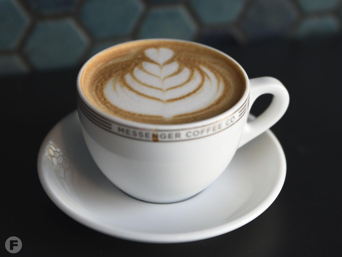 Messenger Coffee Co. Latte