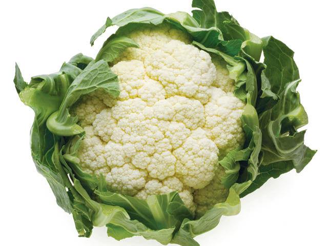 In Season Cauliflower