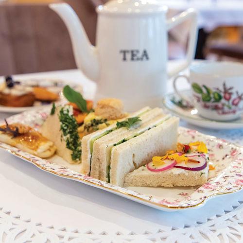 The Afternoon Tea Room