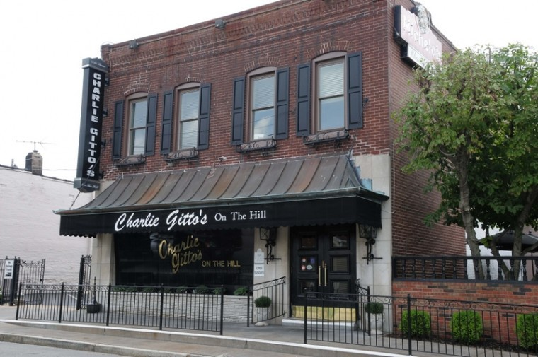 "Italian Restaurant Names: The Feed: OpenTable Names Charlie Gitto's ""On The Hill"