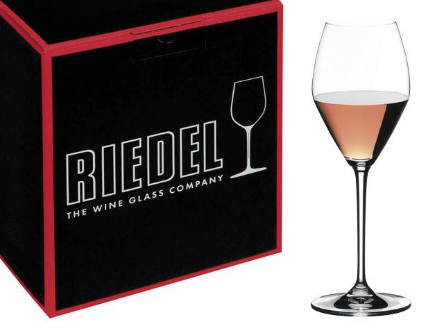 Riedel Rose Glass