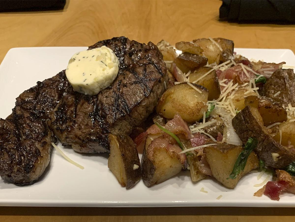Signature Tap House ribeye