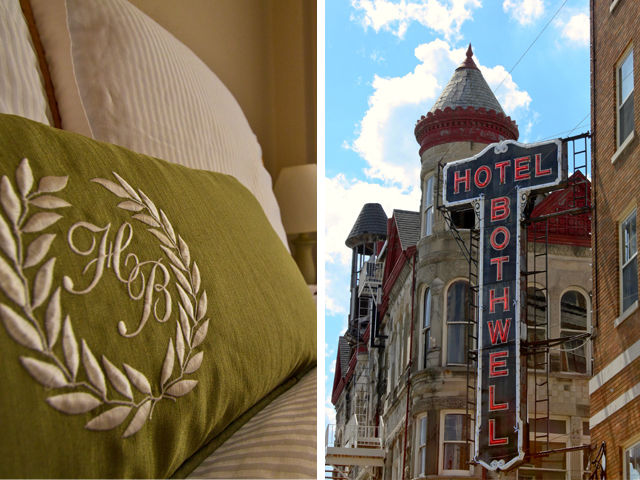 Hotel Bothwell Sedalia