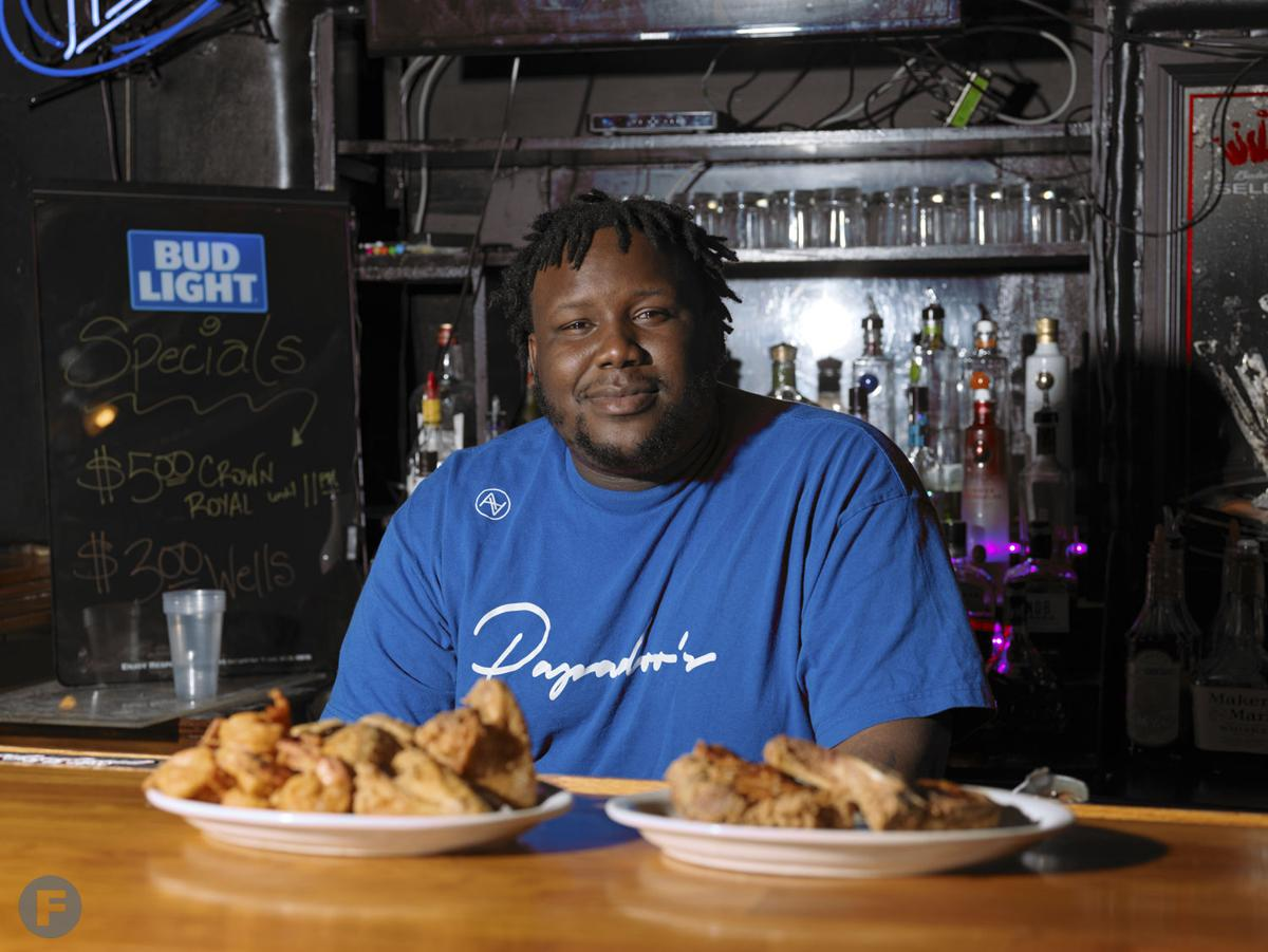 Papadoo's Soul Food Joshua Williams