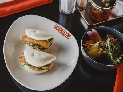 Bōru Asian Eatery bao