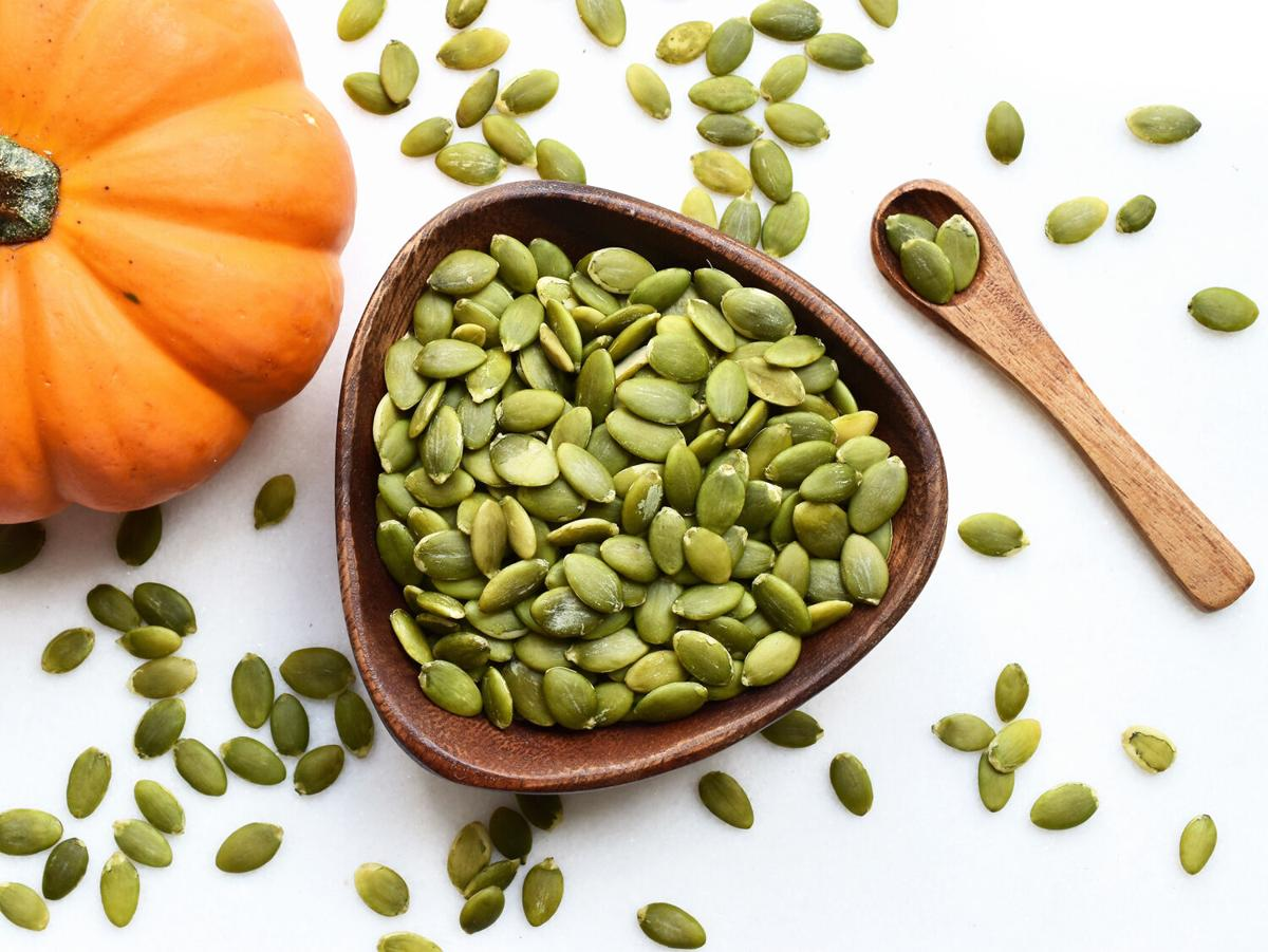 Crash Course pumpkin seeds